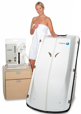 Oxygen Therapies and The Ozone Sauna